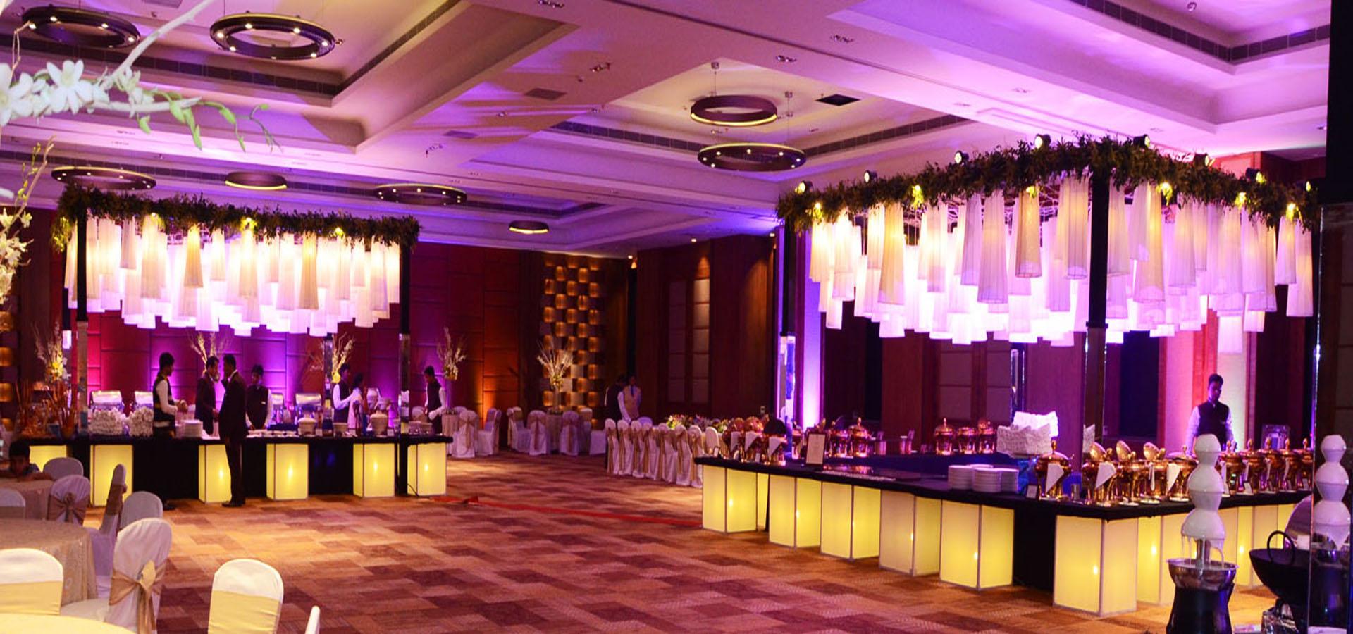 spa hotel weddings