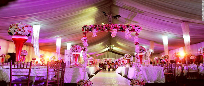 Spa For wedding